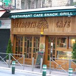 Beyrouth (Nights) Cafe is Great