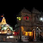 Temple in Night