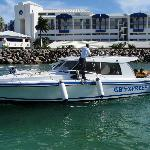 GB Express shuttle to Anguilla from St. Maarten