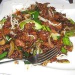 $10.25 Mongolian Beef