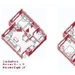 Sleeping Room Diagram