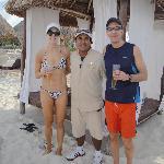 Our Beach Bed Concierge - Alejandro