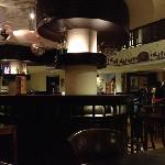 Wi-Fiフリーのレストラン