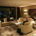 Fairmont Gold Suite Lounge
