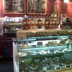 Vast range of fresh fillings and home made cakes
