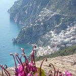 Lunch on Amalfi Coast