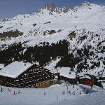 View of Chalet Hotel Tarentaise