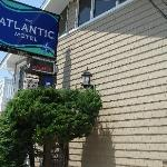 Foto de The Atlantic Motel