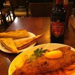Fish and Chips at Garfunkel's