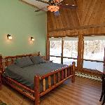 Aurora Borealis guest room