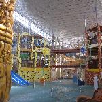 Kids play area - Leopards Lair