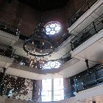 Interior of the Liberty Hotel
