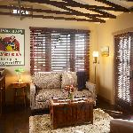 Papa Cottage - Living room