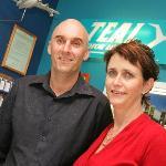 Your Hosts: Stewart & Lynda Haynes