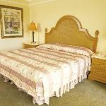 Charter Club Resort Master Bedroom