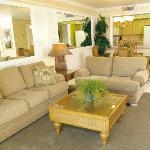 Charter Club Resort Living Area