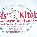 Turn in here for great comfort food!