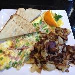Keke's Breakfast Cafe Foto
