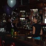 Another shot of the bar