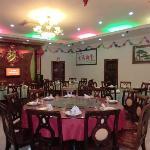 Evergreen Chinese Restaurant Lobby