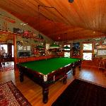 Enjoy the Snooker Room