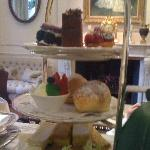 Afternoon Tea at the Egerton = Fab!