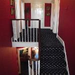 the Regency Stairwell