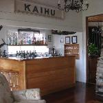 The guest bar