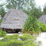 i bungalow del Majiwe