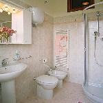 Uno dei nostri bagni in camera