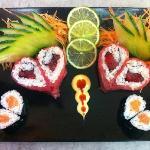 Prepariamo i nostri piatti con amore...