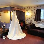 One of our bridal suites