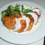 Chicken Cordon Bleau