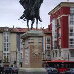 Plaza del Mío Cid, Burgos.