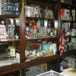 Quirky Items Behind The Bar