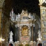 Alter at Santa Maria dell Popolo