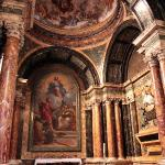 Cybo Chapel at Santa Maria del Popolo(1)