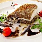 cod with olive tapanard mash