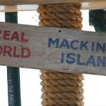 Real world vs. Mackinac Island