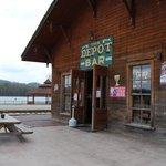 The Depot Bar, Prairie du Chien