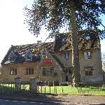 View of the Old School