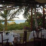 Dinner at terrace