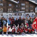 Ski school prize giveaway
