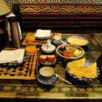 maroccan breakfest