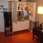 Schrankküche / Kitchenette