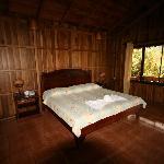 inside superior bungalow
