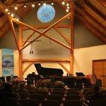 "The ""Big Barn"" performance Venue"