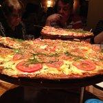 pizza de la Linterna!