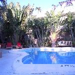 Pool at Casa del Mar