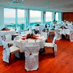 Eventroom Zurichsee. Banquets and events at the Panorama Resort & Spa Feusisberg